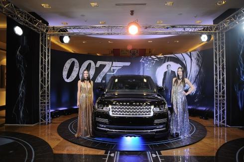 В широкий российский прокат выходит новый фильм о Джеймсе Бонде  «007: КООРДИНАТЫ СКАЙФОЛЛ»