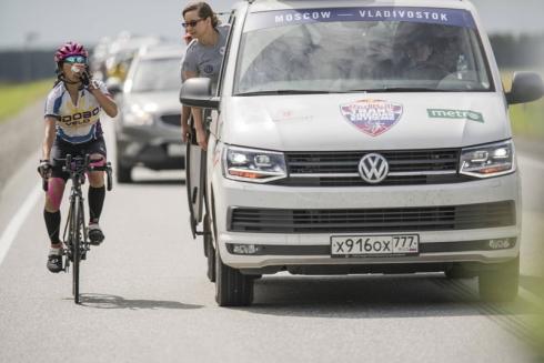 Ультра-марафонскую велогонку Red Bull Trans-Siberian Extreme выиграл россиянин