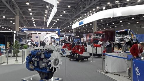 16-я международная выставка COMTRANS 2021