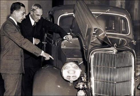 Форд. Человек и автомобиль