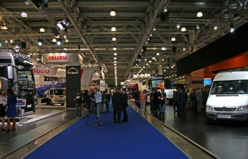 Международный грузовой автосалон «COMTRANS`15» - главное событие в области коммерческого автотранспорта