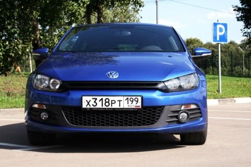 Volkswagen Scirocco 2.0 TSI DSG тест-драйв журнала «ВАШ ДРУГ - АВТОМОБИЛЬ»