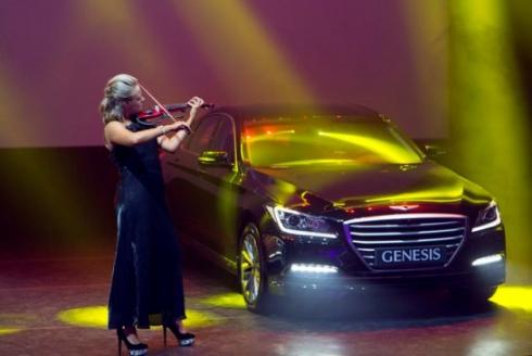 Состоялась российская премьера нового Hyundai Genesis