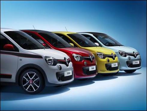 Новый Renault Twingo - свежий взгляд на компактный городской автомобиль