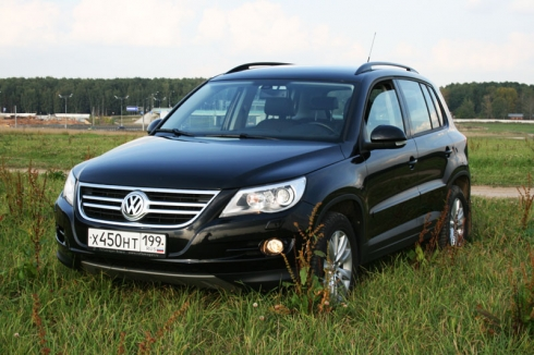 Тест-драйв «Вне очереди»: Volkswagen Tiguan 2.0 TDI. «ВАШ ДРУГ - АВТОМОБИЛЬ»
