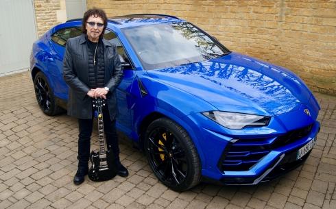 Black Sabbath и автомобили Lamborghini