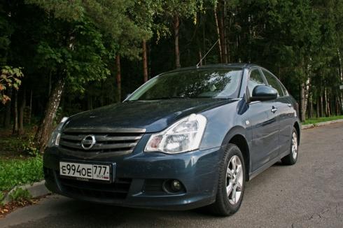 Nissan Almera (Comfort MT): необходимый минимум