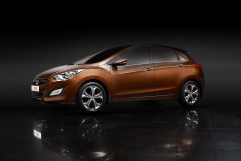 Hyundai Motor представила обновленную модель i30 на Международном Автомобильном Салоне во Франкфурте