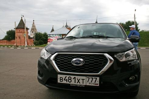 В Юрьев-Польский на Datsun mi-Do