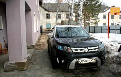 Благотворительный рейс в Новольвовский Приют вместе с Suzuki Vitara