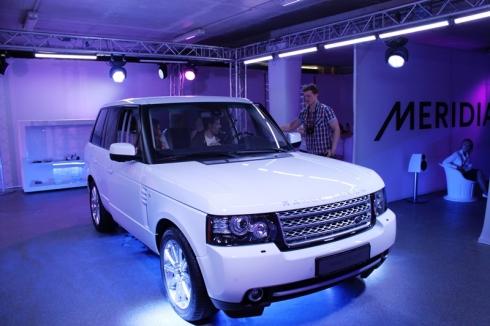 Ежегодный тест-драйв Jaguar Land Rover прошел в Мячково