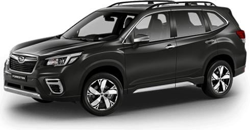 Новый Subaru Forester: все тот же надежный товарищ!