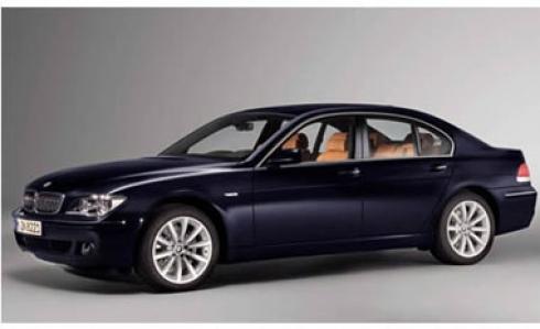BMW 7 серии и BMW X6 – лучшие по версии Рунета.
