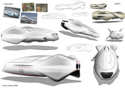 Конкурс «FuturDesign: новый век Audi» – победитель определен!