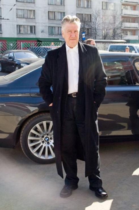 BMW Group Russia – партнер визита в Москву Дэвида Линча и Кристиана Лубутена.