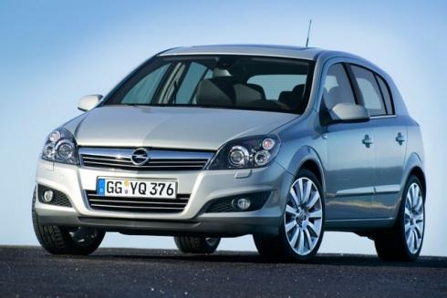 Ваше лето вместе с Opel Astra.