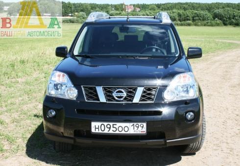 Тест-драйв от главного редактора: Nissan X-Trail (дизель)