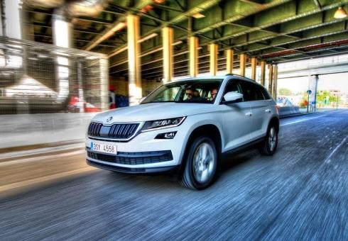 ŠKODA AUTO Россия объявляет о начале продаж KODIAQ