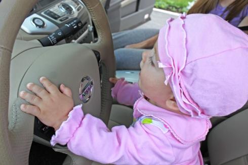 «Для дома, для семьи»: тест-драйв Nissan Murano