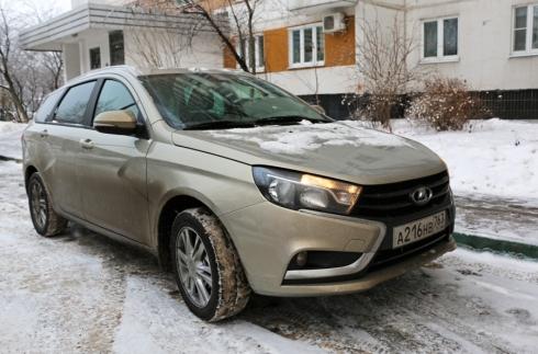 Благотворительная поездка в Новольвовский приют вместе с Lada Vesta SW