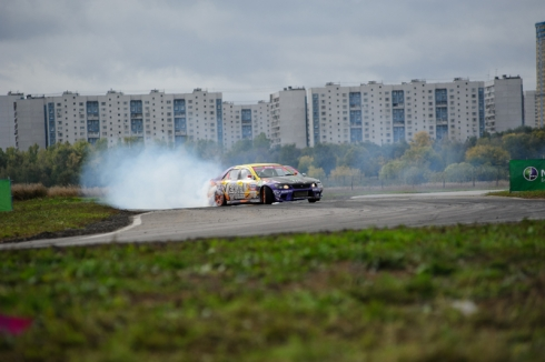 Фоторепортаж с Russian Drift Series 2011
