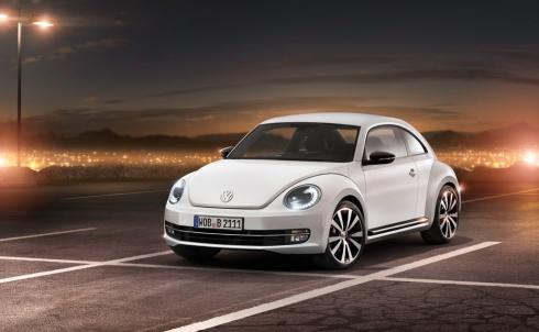 Мировая премьера нового поколения Volkswagen Beetle