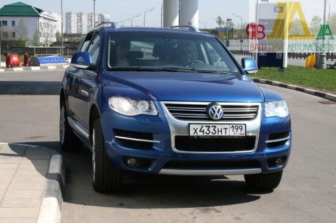 Особый взгляд: Наш обозреватель Сергей aka Vorchun тестирует Volkswagen Touareg 4,2 V8