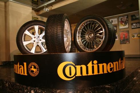 Компания Continental отпраздновала 140-летний юбилей