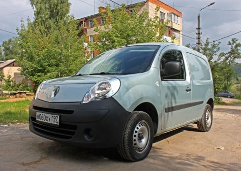 Специальный тест-драйв от Василия Буртового: Renault Kangoo fourgon