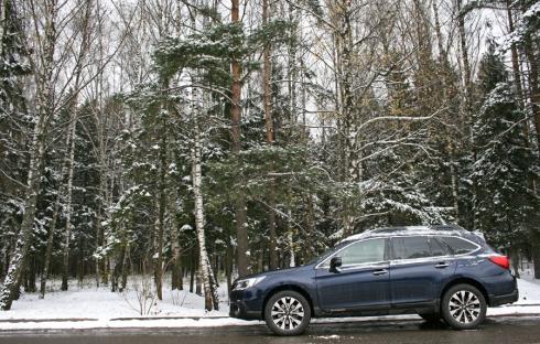 Тест-драйв: Subaru Outback 3.6R-S