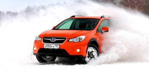 Subaru на Рождественской Ярмарке Seasons