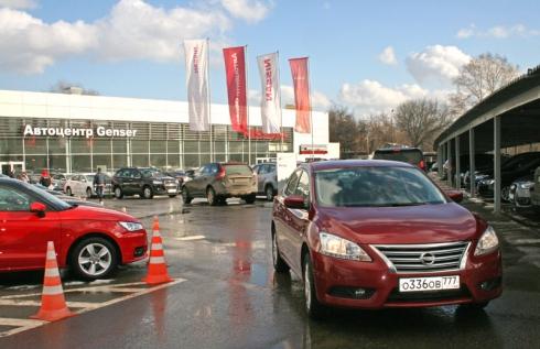 Тест-драйв: Nissan Sentra (1,6 МКПП). Журнал «Ваш друг – автомобиль».