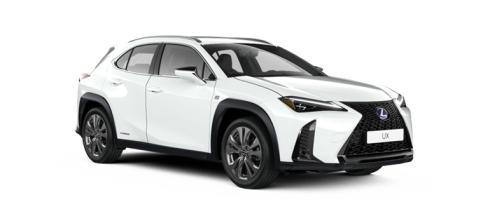 Lexus UX 250h - новинка среди гибридов