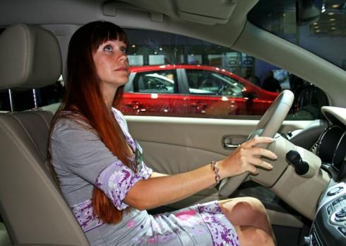 Началось голосование за Лучший Женский Автомобиль года!