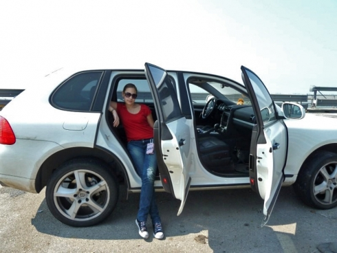 По Италии на Porsche Cayenne (весна 2011)