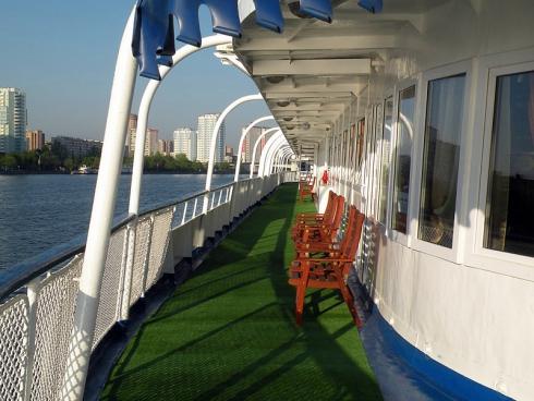 Речной круиз: отдых в стиле «приятное с полезным»