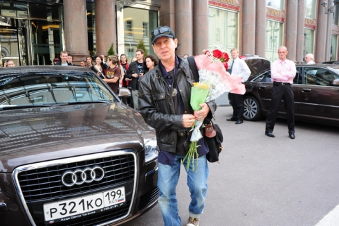 Монстры рока выбирают Audi