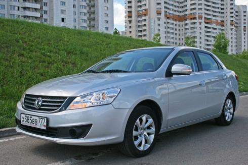 Тест-драйв: Dongfeng S30