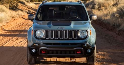 Jeep Renegade 2018: комплектации, доступные в России
