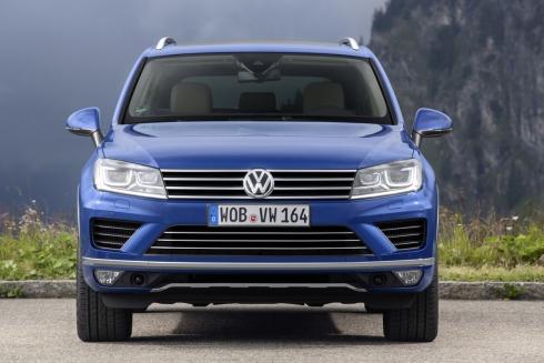 В России стартовали продажи нового Volkswagen Touareg