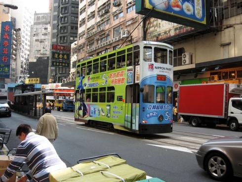 Транспорт Гонконга и Макао