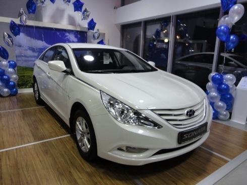Открытие нового дилерского центра Hyundai на Востоке Москвы